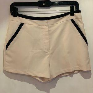 Lush Khaki Shorts